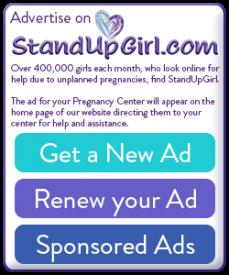 standupgirl.com ads