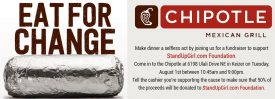 chipotle event