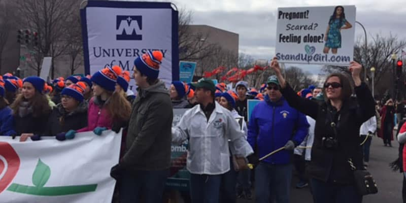 Why I March: Reflections on the March for Life