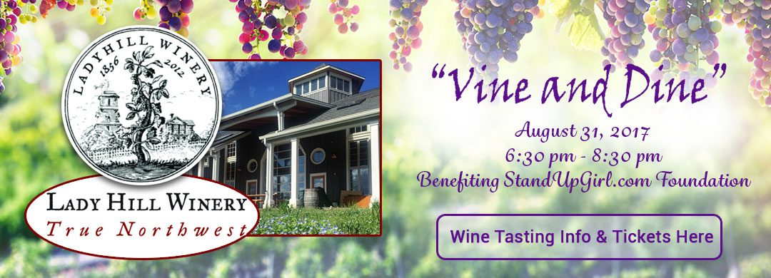 Vine and Dine Event at Lady Hill Winery