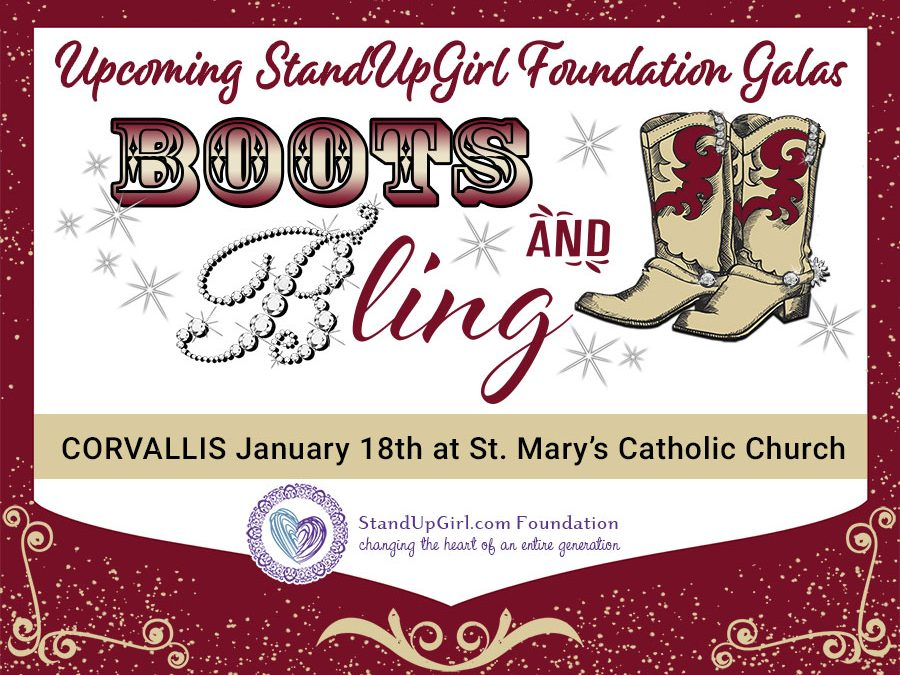 StandUpGirl Foundation Gala Dinner