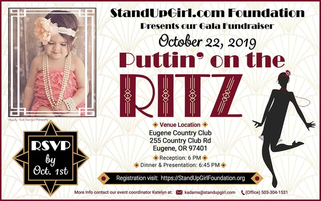 puttin on the ritz standupgirl foundation gala